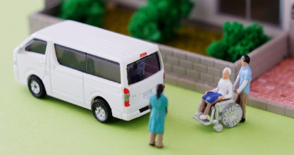 目指す介護事業